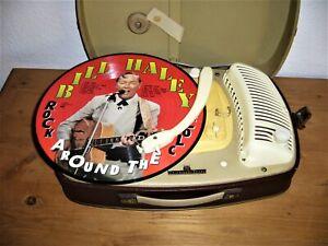 PE Plattenspieler Perpetuum Ebner Musical 2V,Röhrenverstärker Vinyl,Schellack!!