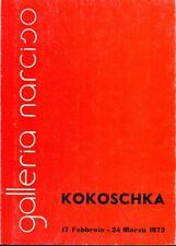 KOKOSCHKA Oskar, Oskar Kokoschka