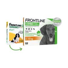 Frontline Combo S Chien (2-10 kg) - 4 pipettes