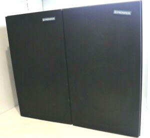 VINTAGE PIONEER CS-200Z 2 way bookshelf speakers