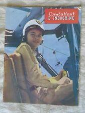 REVUE COMBATTANT D'INDOCHINE N°12 MARS 1953