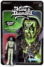 ReAction Halloween Series King Diamond Action Figure [Glow-in-the-Dark]