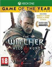 Witcher 3 Wild Hunt - Game of The Year Edition Xbox One