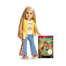 American Girl JULIE 18 INCH DOLL & BEFOREVER BOOK Clothes Blond Hair NEW in Box