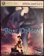 BLUE DRAGON XBOX 360 PRIMA OFFICIAL STRATEGY GAME GUIDE NEW & SEALED