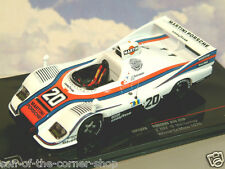 IXO 1/43 MARTINI PORSCHE 936 #20 WINNER LE MANS 1976 J. ICKX/G.VAN LENNEP LM1976