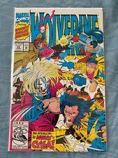 Wolverine 55 High Grade Comic Book ML1 - 11