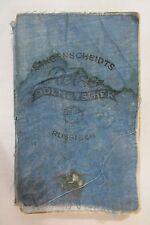 1900-1949 Russische Antiquarische Bücher