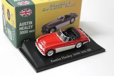 1:43 Atlas By Norev Austin Healey 3000 MKIII Classic NEW bei PREMIUM-MODELCARS