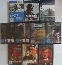 Hitler Nazi Soldaten Kriegsdoku Sammlung Paket - Mein Kampf Nazis Gestapo Panzer