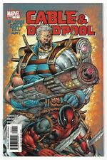 CABLE & DEADPOOL #1 | Rob Liefeld Cover | Mark Brooks artwork | 2004 | VF+