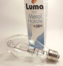 LUMA MH400UPE 400 Watt Metal Halide Lamp - Clear - ED28 Shape (MH400/28/U/E)