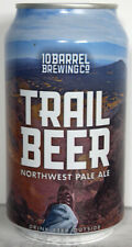 New listing Trail Beer Northwestern Pale Ale Beer Can, 10 Barrel Brewing, Oregon Craft Brew