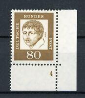 Bund MiNr. 359 postfrisch MNH FN/ Formnummer 4 (S877