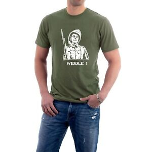 Carry on Up The Khyber T-shirt. Private Widdle Army Soldier Charles Hawtrey