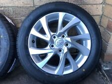 Toyota Corolla Genuine 16 inch Wheels and Tyres brand new Set Of 4