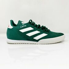 Adidas Mens Copa Super B37086 Green White Running Shoes Lace Up Low Top Size 7.5
