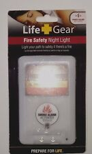 Life gear fire safety night light