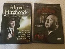 Lot of 2 Alfred Hitchcock Dvds