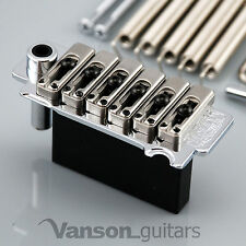 NEW Wilkinson WVS50IIK Chrome Tremolo Bridge for Strat® type guitars, WVS 50 IIK