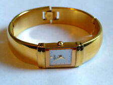 Unique  Ladies Seiko 1980's  Gold Tone Bangle Watch
