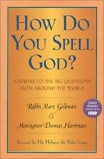 NEW - How Do You Spell God? by Gellman, Marc