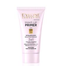 Eveline Cosmetics Make Up Primer HD 3in1 Base Long Lasting Formula
