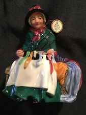 Royal Doulton Figurine - Made in England- Silk & Ribbons Hn 2017 with tags