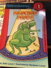 Step into Reading: Dancing Dinos by Sally Lucas (1998, Paperback)