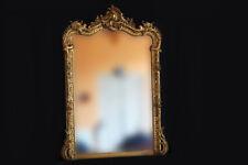 Miroir en bois et stuc doré, Epoque Napoléon III / Mirror gilded, 19th
