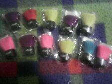 USA 1 x Baby Kabuki mini powder blush brush Puder Rouge Pinsel PINK NEU + OVP