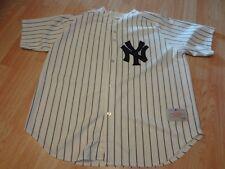 Men's New York Yankees XL Vintage Jersey (Pinstripes) Maska Jersey