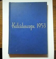 1953 Hampden- Sydney College Yearbook - The Kaleidoscope, Hampden-Sydney,VA