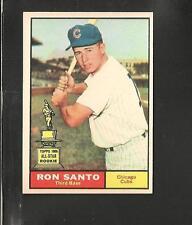 4729* 1961 Topps # 35 Ron Santo RC NM-MT