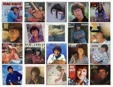 MAC DAVIS RECORD ALBUMS   PHOTO-FRIDG MAGNETS