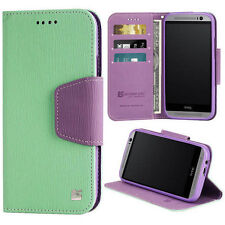 Plain Card Pocket Cases & Covers for HTC One