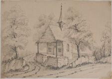 Englischer Künstler 1845, Wilhelm Tell, Tellskapelle