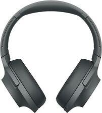 Sony Bluetooth Over-Ear Noise Canceling Headphones Grayish-Black (Wh-H900N)