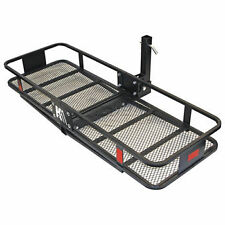 """Detail K2 Flip up Cargo Carrier for 2"""" hitch- with Anti-Wobble"""
