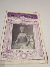 QUEEN MARY IN MEMORIAM NUMBER Vintage The Illustrated London News April 4, 1953