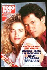 TELE STAR 9/03/1992: Ashley; Eileen Davidson/ Maigret/ Richard Crenna/ Lahaie B