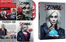 iZOMBIE 1+2+3 (2015-2017): Zombie Comedy Crime Drama TV Season Series NEW DVD R1