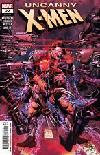 Uncanny X-men #22 Comic Book 2019 - Marvel