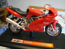 Ducati Supersport 900 Red Maisto 1:18