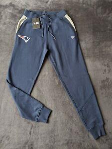 New Era Cap Men's NFL New England Patriots Color Block Sweat Pants Joggers - M