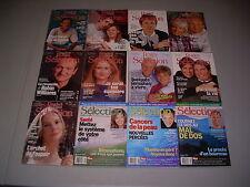#4 Lot of 12 Sélection du Reader's Digest 1999 2000 2002
