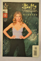 Buffy The Vampire Slayer Haunted issue 4 Photo Cover Dark Horse Comics Faith