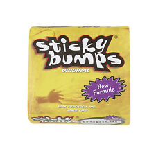STICKY BUMPS Surf Wax ORIGINAL TROPICAL WHITE pack of 3