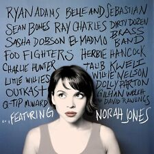 NORAH JONES - FEATURING CD ~ FOO FIGHTERS~DOLLY PARTON~RYAN ADAMS~OUTKAST *NEW*