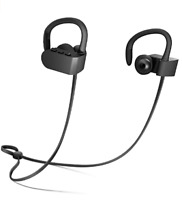 Bluetooth Sports Earbuds Hyperbeats, Perfect for Running. Sweat Proof